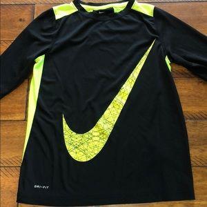 Boys Nike Dri Fit Shirt